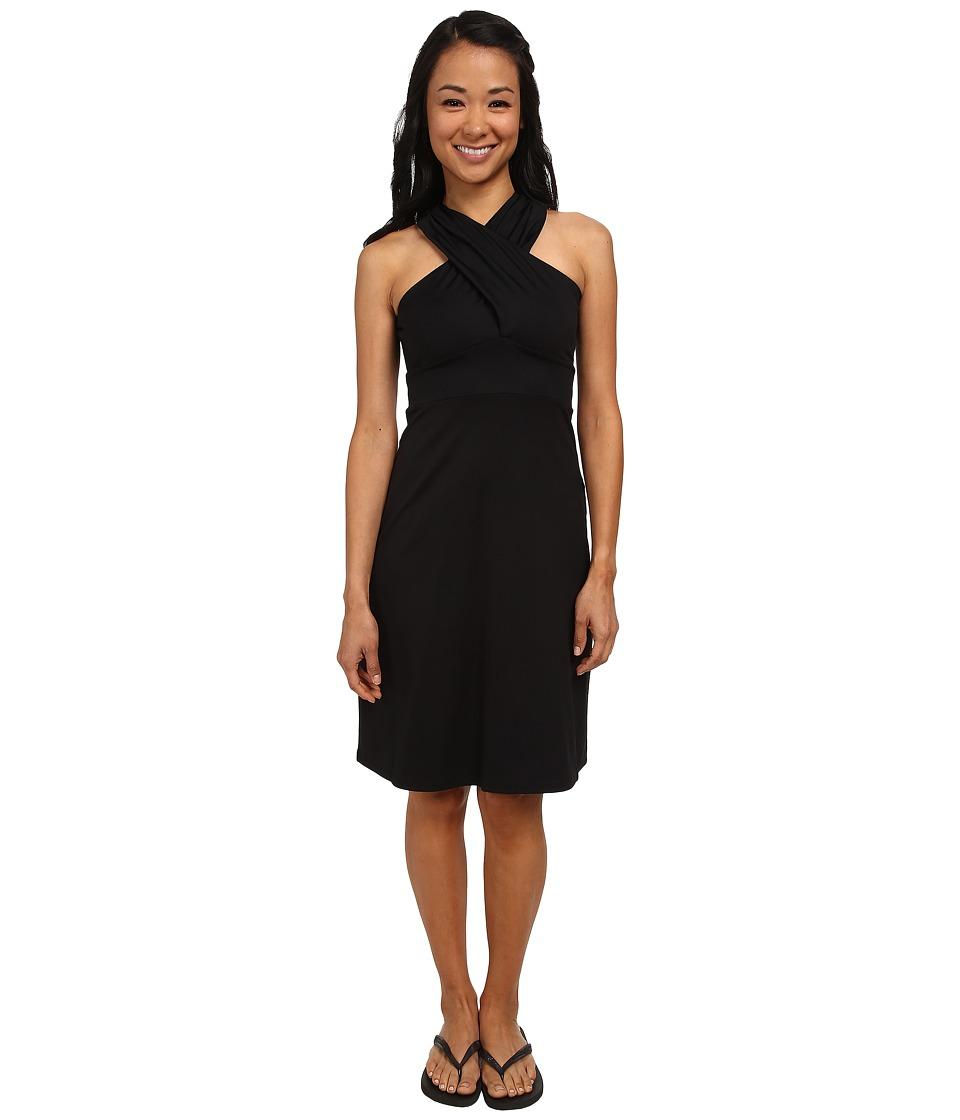 FIG Clothing Bai Dress Black Womens Dress