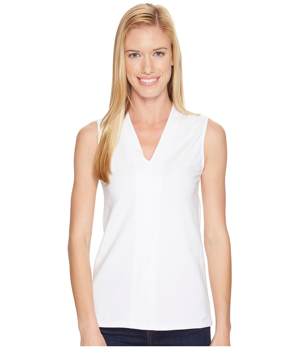 FIG Clothing Mag Top (White) Women