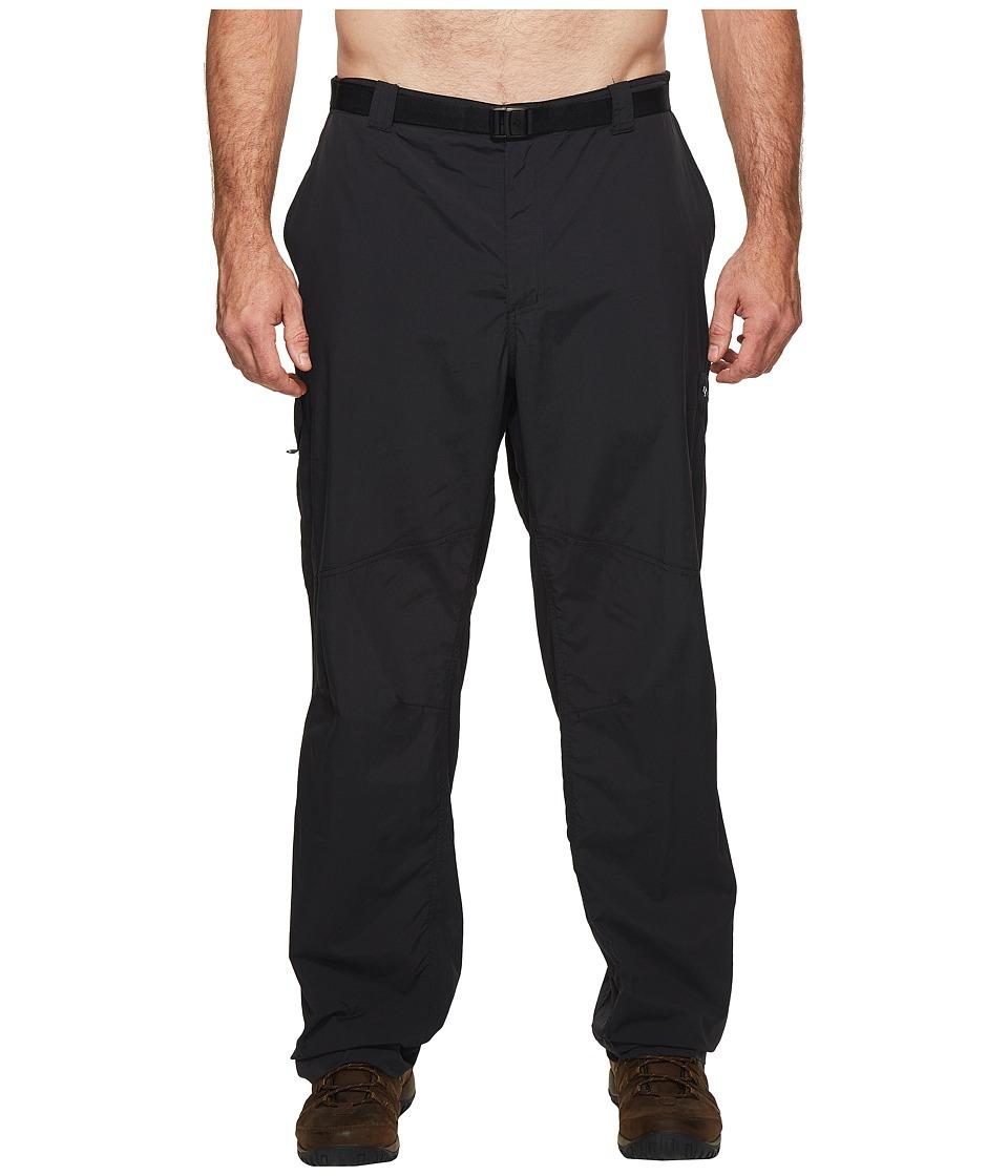 Columbia Big Tall Silver Ridgetm Cargo Pant (Black) Men's...