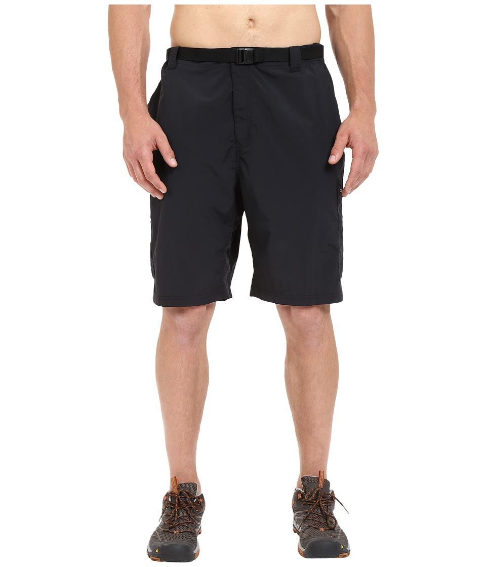 Columbia Big Tall Silver Ridge Cargo Short (42-54) (Black) Men