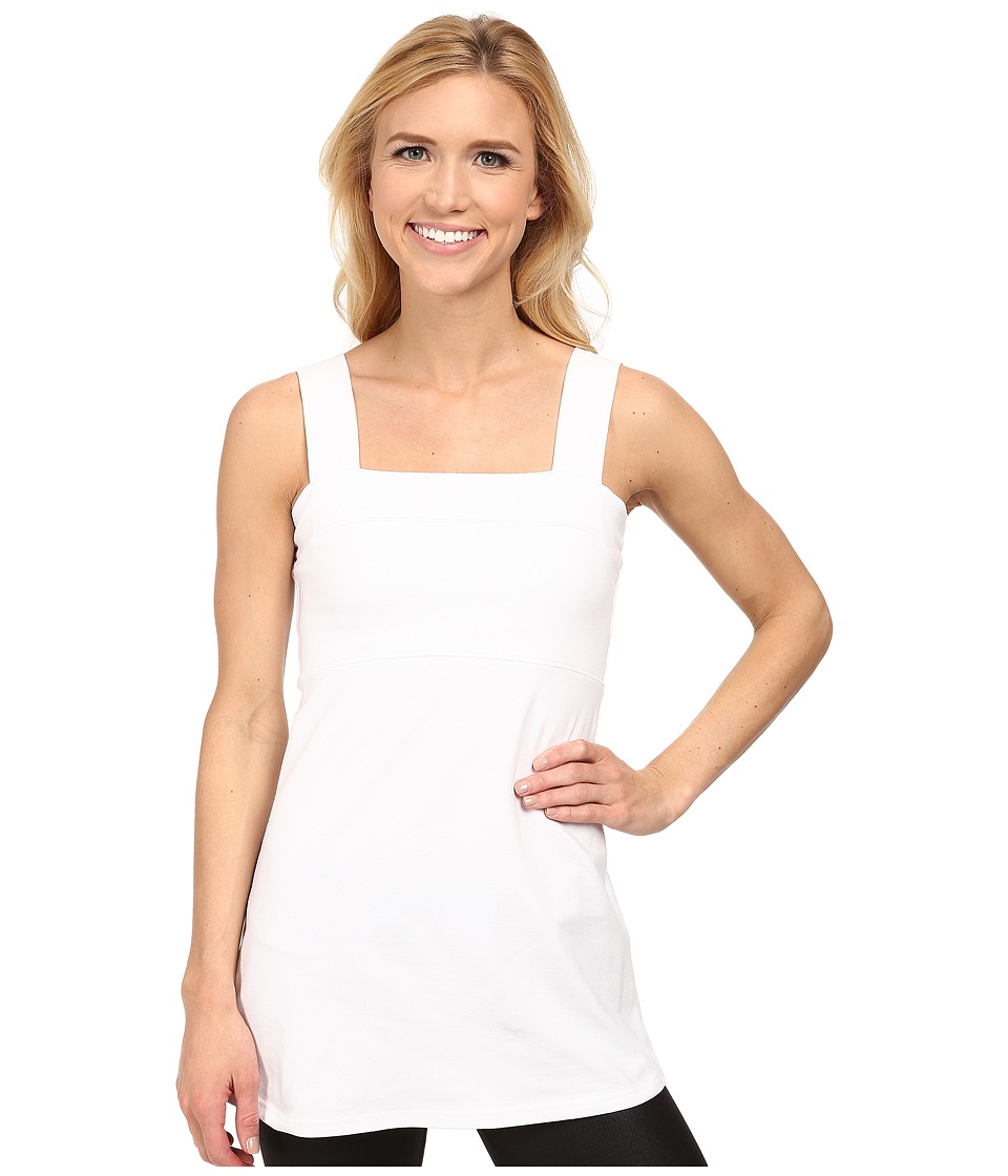 FIG Clothing - Peg Top (White) Womens Sleeveless