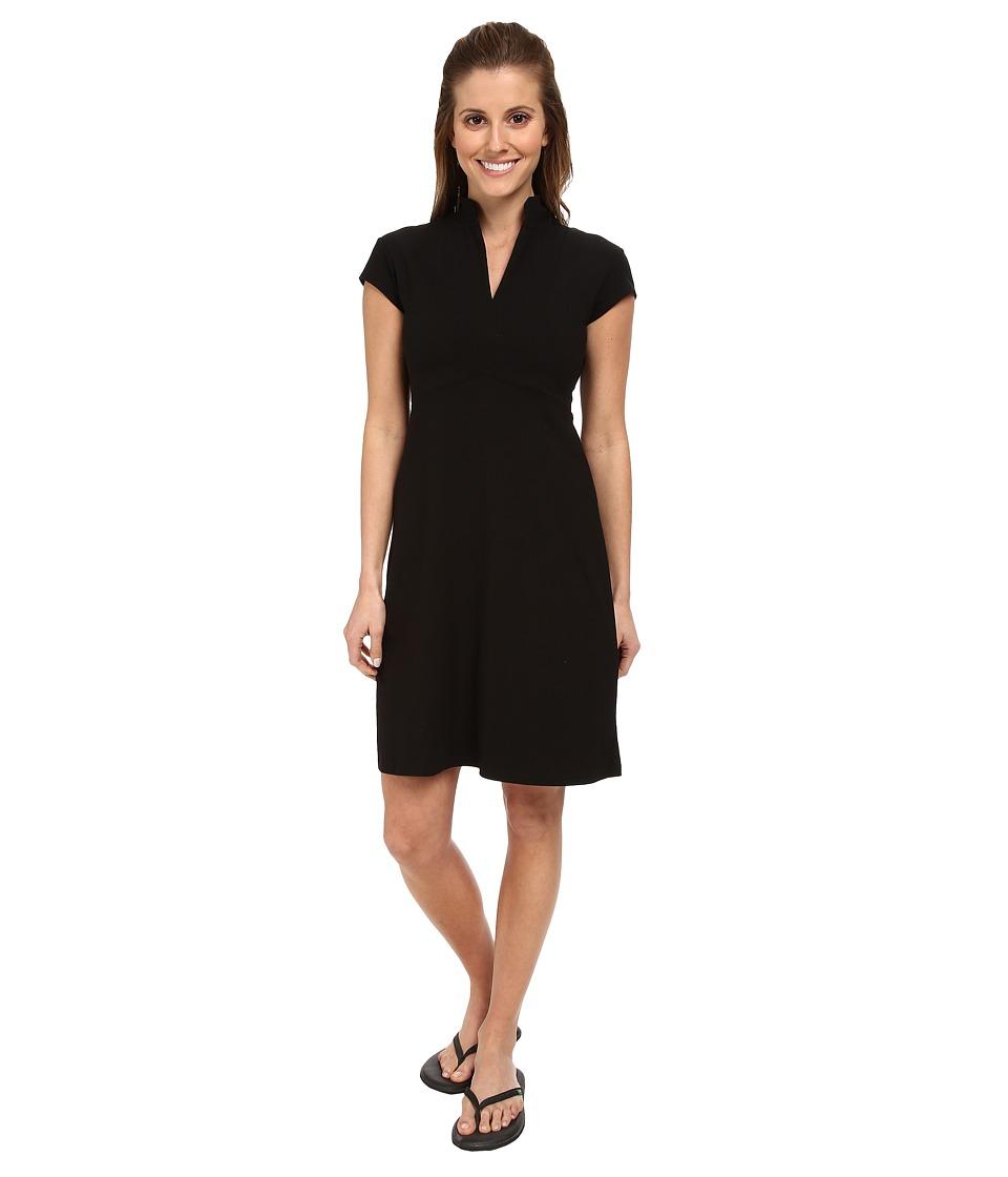 FIG Clothing - Bom Dress (Black) Womens Dress
