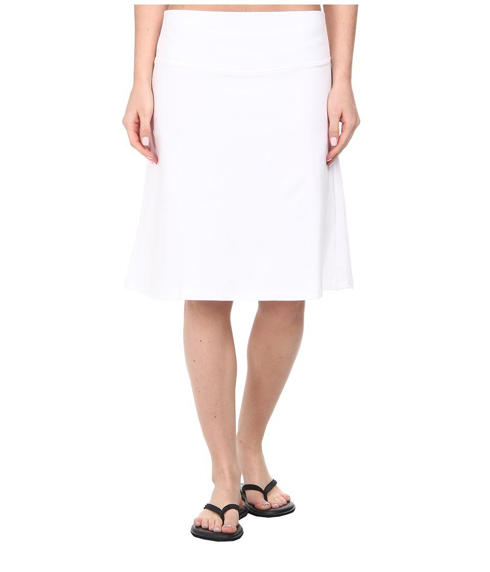 FIG Clothing Bel Skirt (White) Women