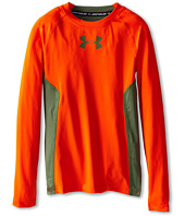 Under Armour Kids - Armour® Up Heatgear® Fitted L/S Tee (Big Kids)