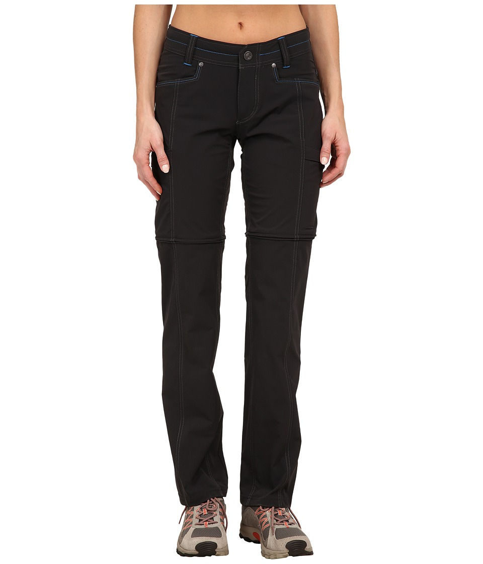 Kuhl Anika Convertible Pant Raven Womens Casual Pants