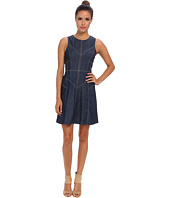 BCBGMAXAZRIA - Katie Sleeveless Paneled Dress