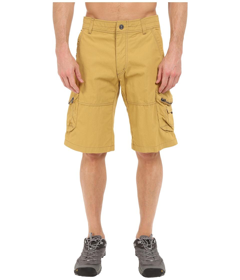 Kuhl Ambush Cargo Short Camel Mens Shorts