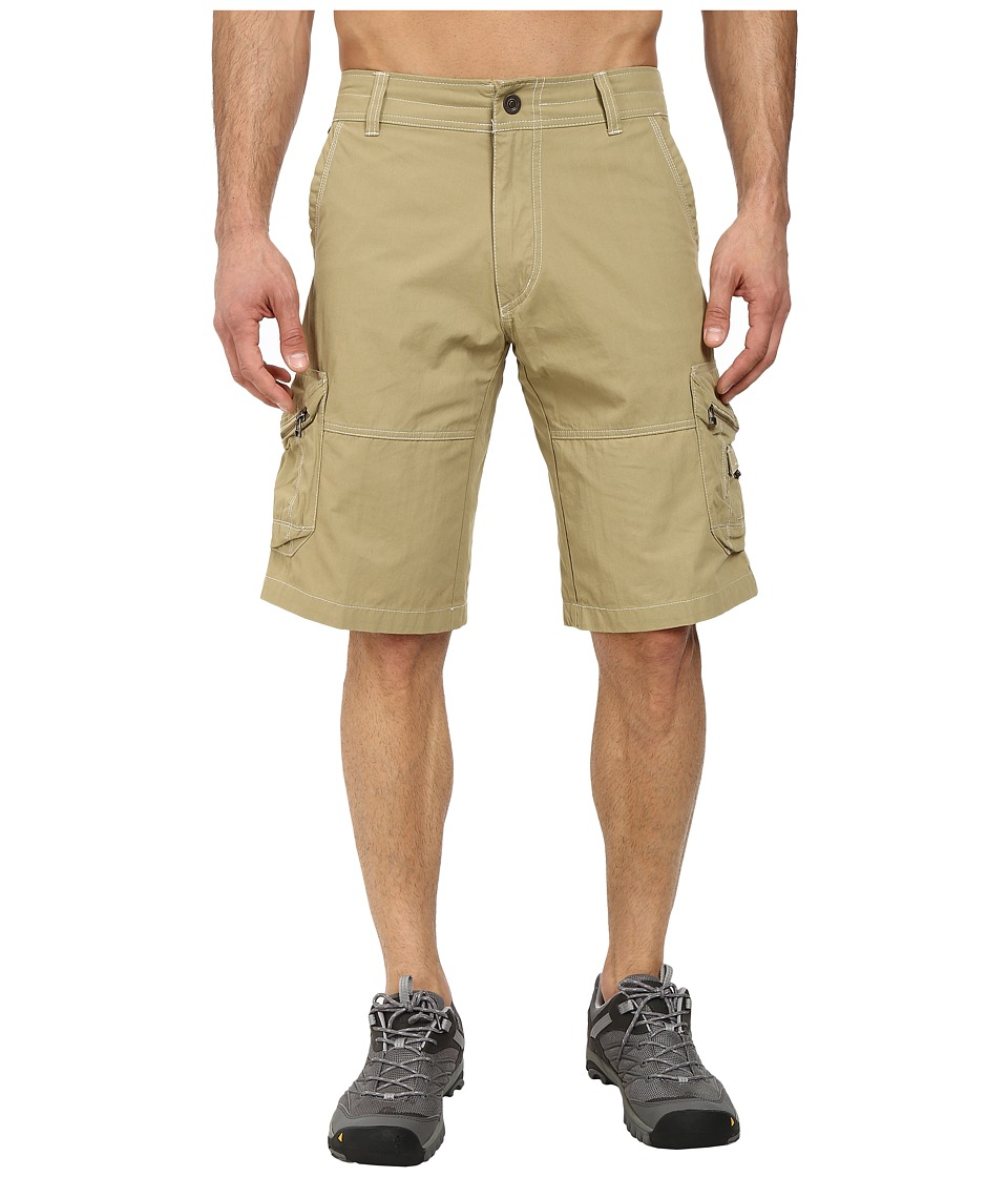 Kuhl Ambush Cargo Short Sawdust Mens Shorts