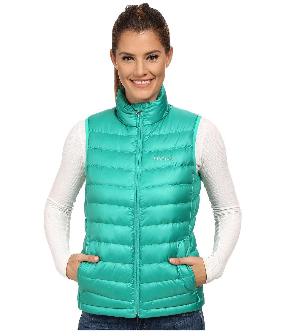 Marmot Jena Vest Gem Green Womens Vest