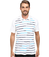 PUMA Golf - Go Time Print Stripe Polo