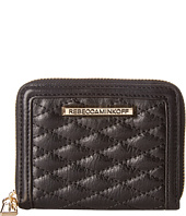Rebecca Minkoff - Mini Quilted Ava Zip Wallet