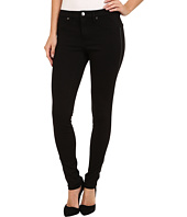 Dittos - Maxine Zipper Ponte Legging in Black