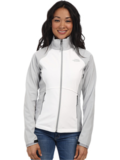 The North Face Shellrock Jacket (TNF White/High Rise Gray)