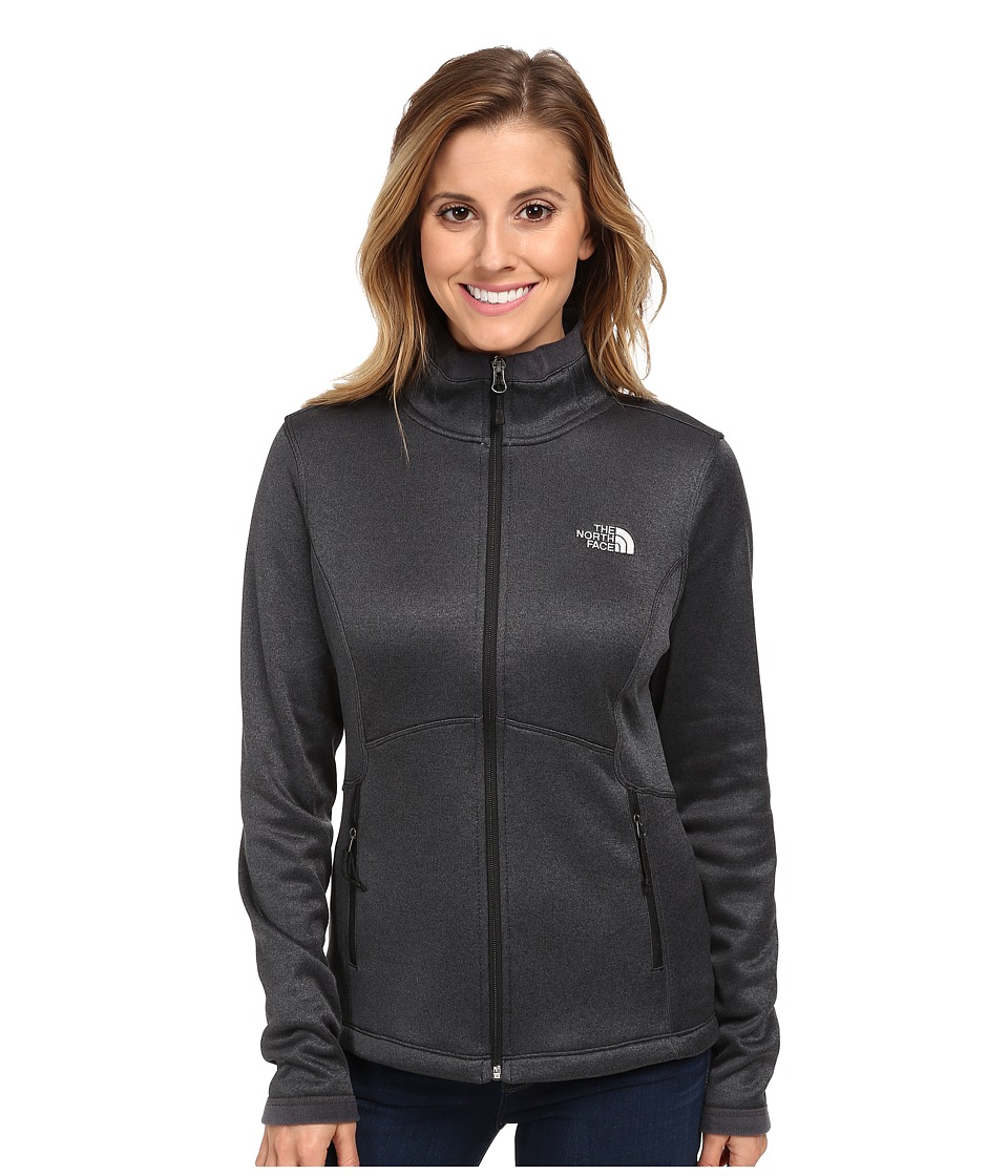 The North Face Agave Jacket TNF Black Heather Womens Coat