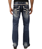 Rock Revival - Stanley J7 Detailed Trim Straight Jean