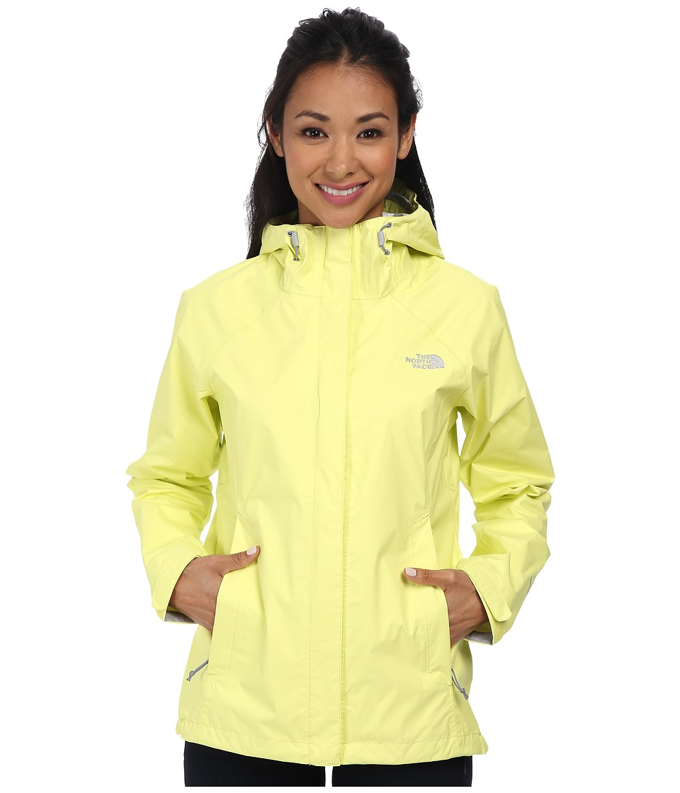 The North Face Venture Jacket (Hamachi Yellow) Women