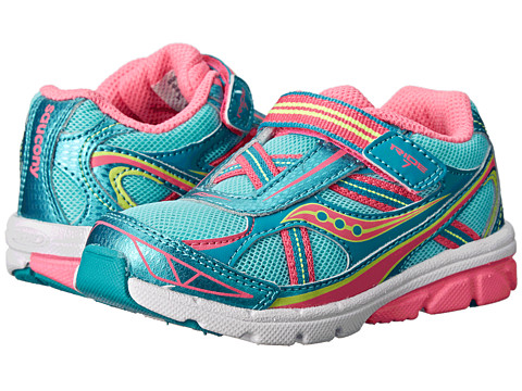 Saucony Kids Ride 7 (Toddler/Little Kid)