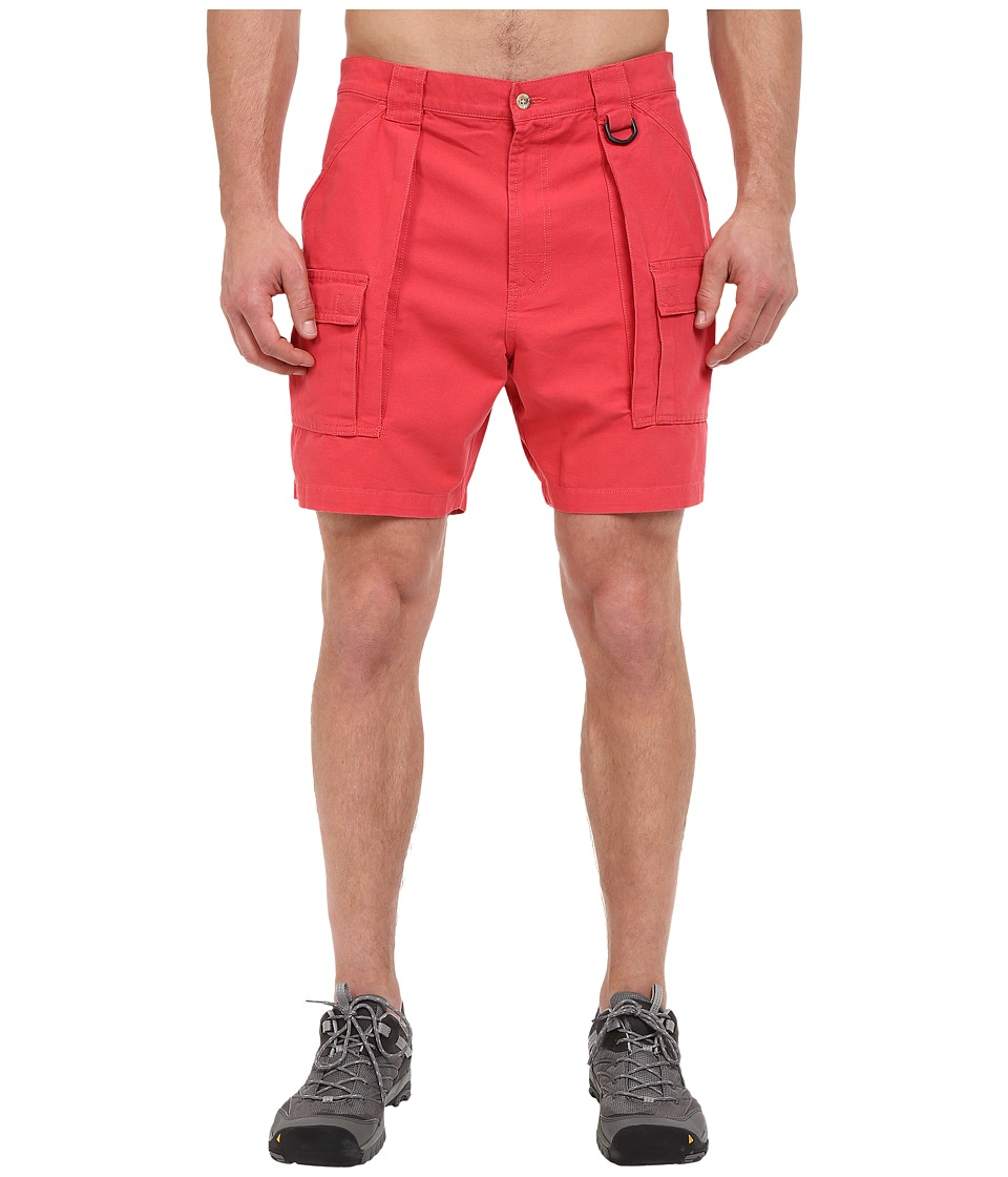 Columbia Big Tall Brewha IItm Short (Sunset Red) Men's Sh...