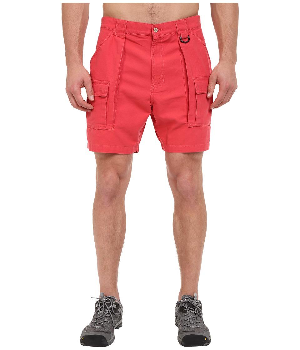Columbia Big Tall Brewha II Short (Sunset Red) Men