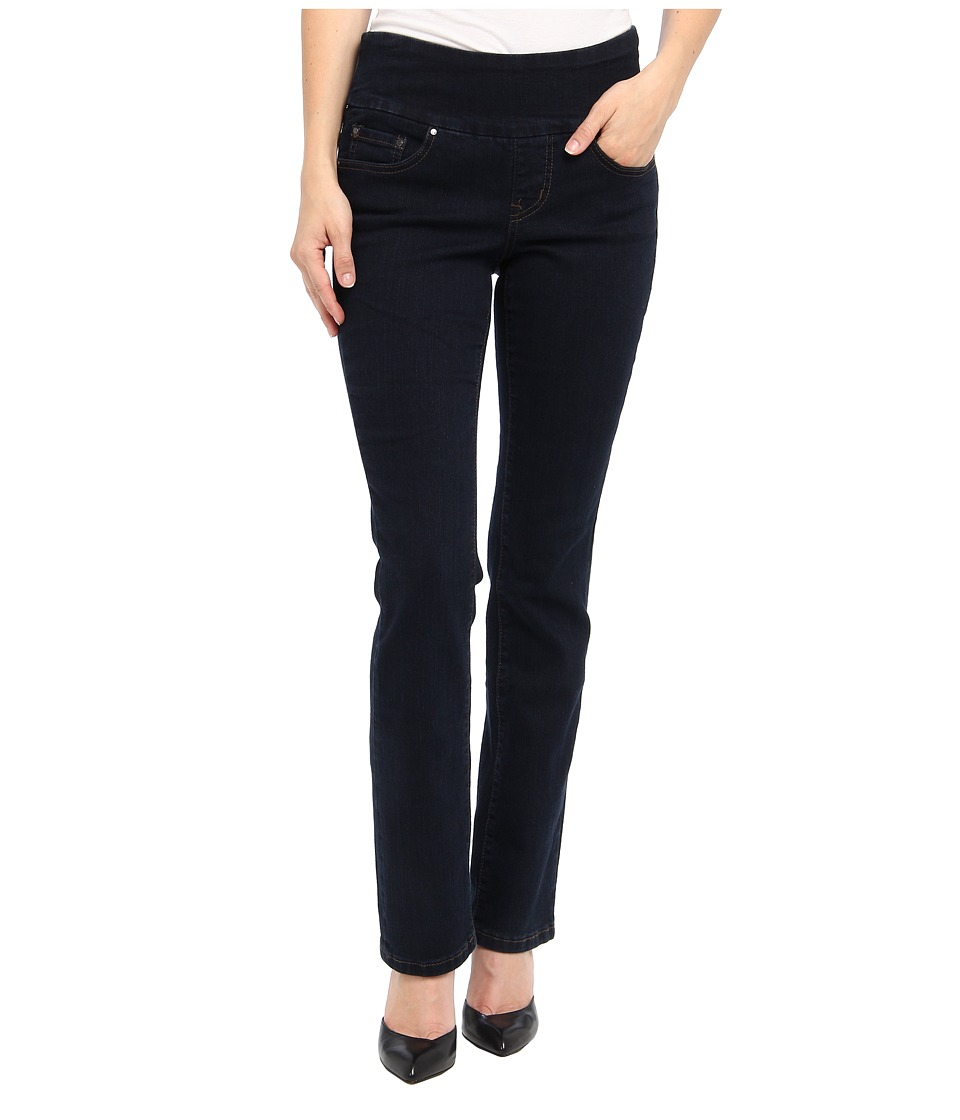 Jag Jeans Petite Petite Paley Pull on Boot in After Midnight After Midnight Womens Jeans
