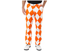 Loudmouth Golf Orange and White Mega Pants