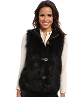 Calvin Klein - Faux Fur Sweater Vest