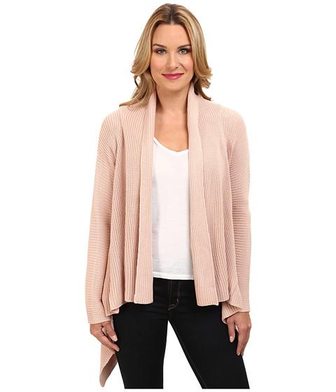 Calvin Klein Ribbed Sweater Jacket