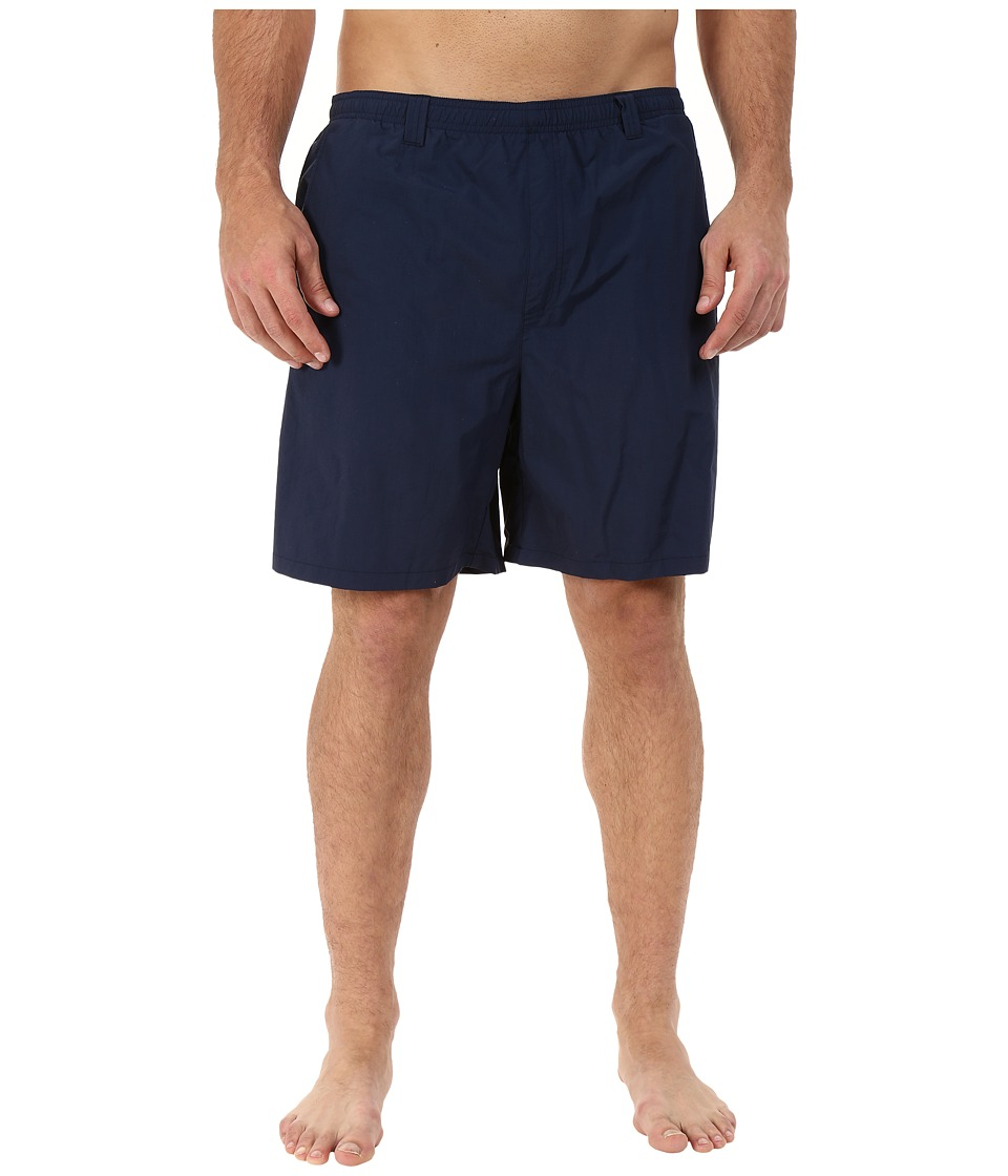 Columbia Big Tall Backcast IIItm Water Short (Collegiate Navy) Men
