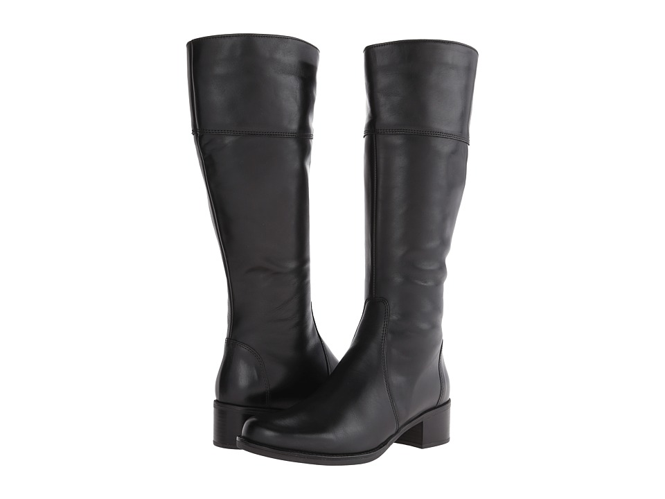 La Canadienne - Passion (Black Leather) Womens Waterproof Boots