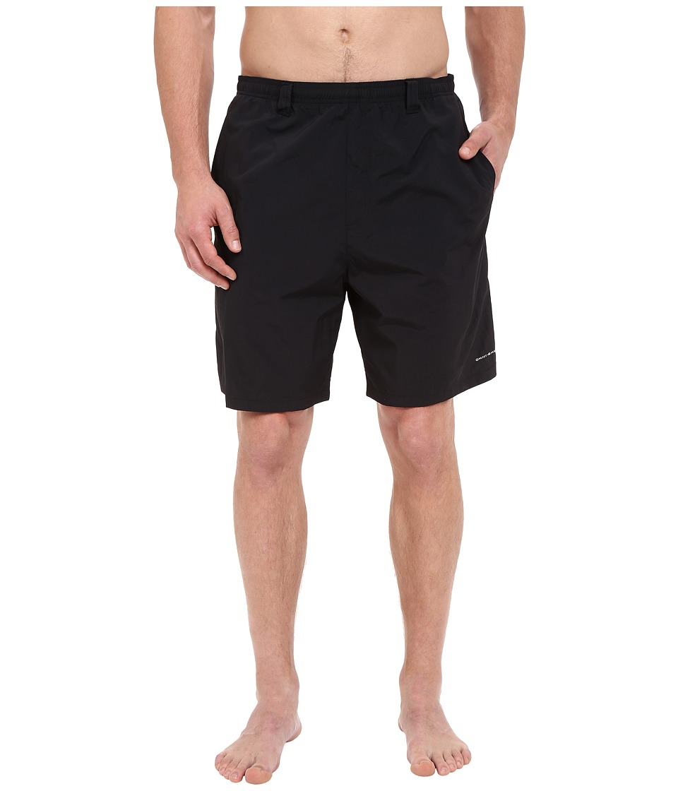 Columbia Big Tall Backcast IIItm Water Short (Black) Men