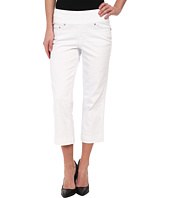 Jag Jeans - Caley Classic Fit Crop in White