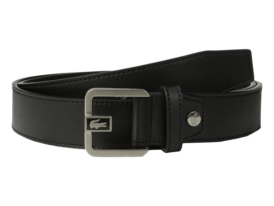 belts belt buckles lacoste premium leather dress