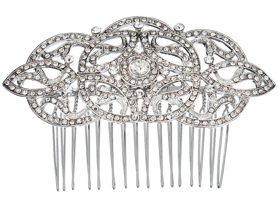 Nina - Olinda (Silver/Crystal) Hair Accessories