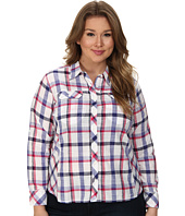 Columbia - Plus Size Camp Henry™ L/S Shirt