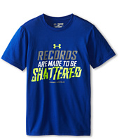 Under Armour Kids - Records Shattered Tee (Big Kids)