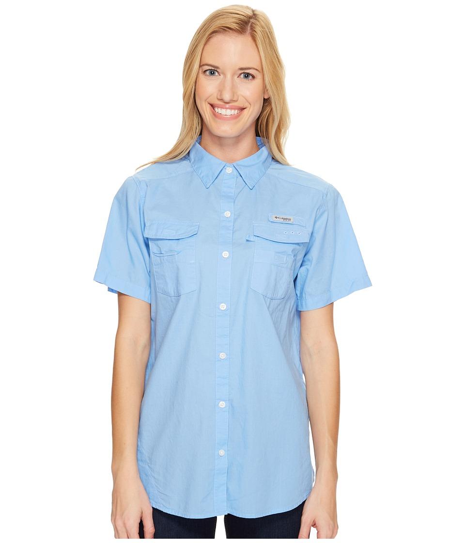 Columbia Boneheadtm II S/S Shirt (White Cap) Women's Shor...