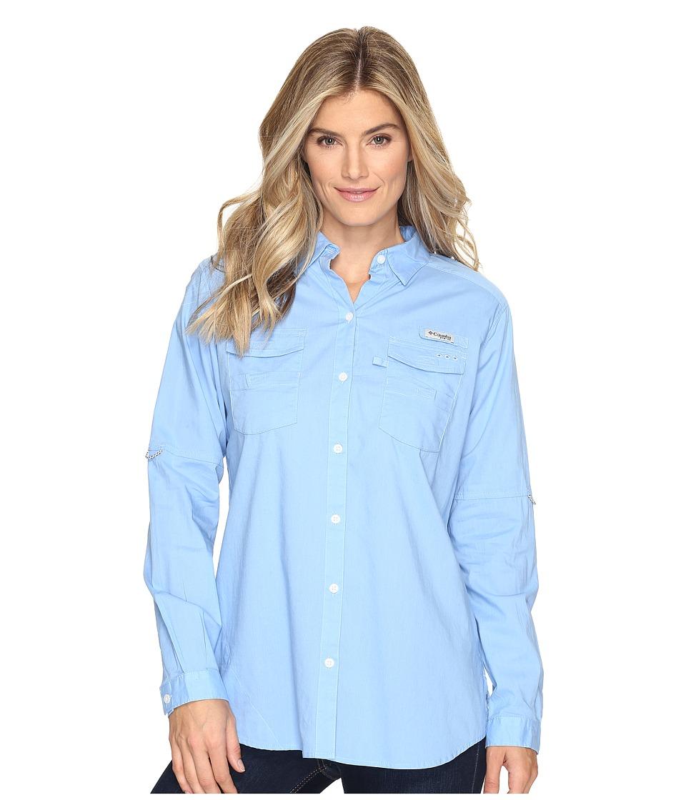 Columbia Boneheadtm II L/S Shirt (White Cap) Women's Long...