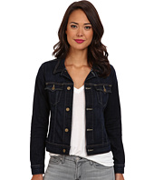 True Religion - Dusty Fitted Jacket in Picasso Blues