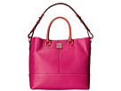 Dooney & Bourke Pebble Leather Chelsea Shopper