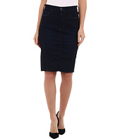 True Religion - Chloe Moto Pencil Skirt