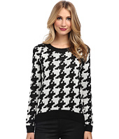 Gabriella Rocha - Lenna Houndstooth Sweater
