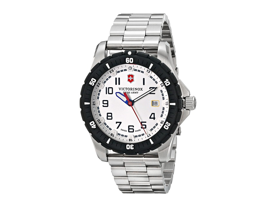 Victorinox 241677 Maverick Sport 43mm Silver Watches