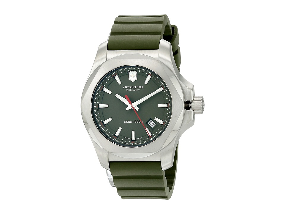 Victorinox 241683.1 Inox 43mm Green Watches