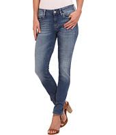 Mavi Jeans - Alexa Mid-Rise Skinny in Mid Used Vintage