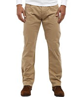 Mavi Jeans - Zach Regular Rise Straight Leg in Tan Twill