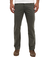 Mavi Jeans - Zach Regular Rise Straight Leg in Army Green Twill