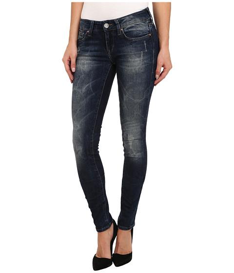 mavi jeans serena lowrise super skinny in dark used nolita. Black Bedroom Furniture Sets. Home Design Ideas
