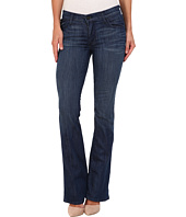 True Religion - Becca Mid-Rise Bootcut w/ Flaps in Faithful Message