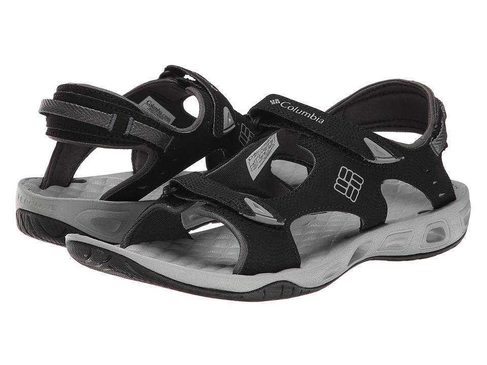Columbia Sunbreeze Vent Black/Platinum Womens Shoes