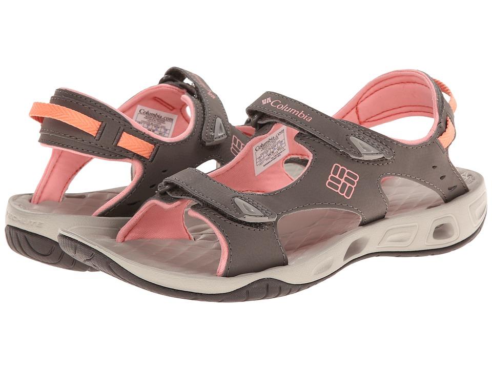 Columbia Sunbreeze Vent Mud/Sorbet Womens Shoes